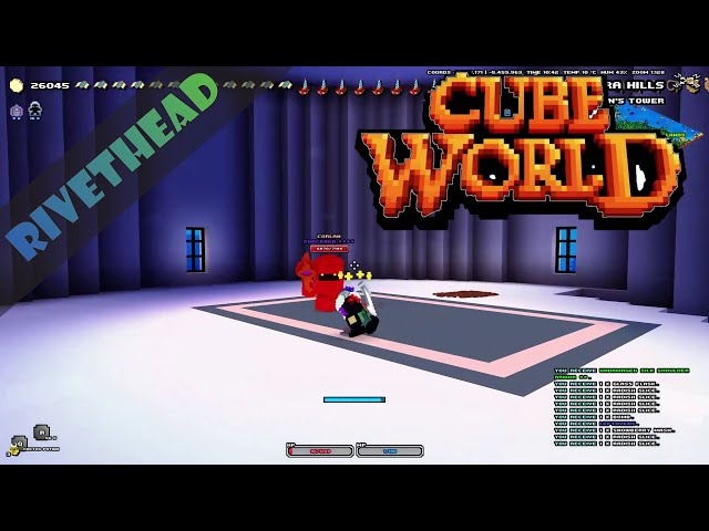 "Cube World Season 13 - E19 -""I May Have Overstepped a Bit!"""