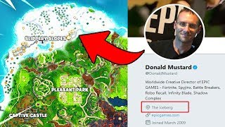*EPIC CONFIRMED* ICEBERG STORM EVENT! FORTNITE NEW SNOW LOCATION!
