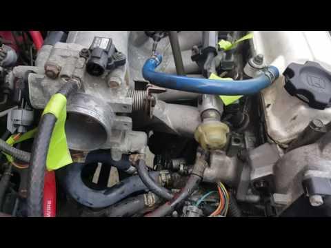 Acura integra rear engine mount EPIC FAIL (The teardown part 1.)