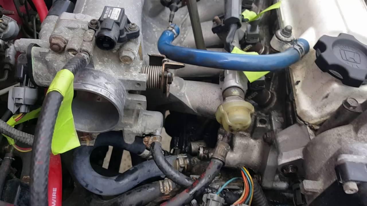 acura integra rear engine mount epic fail the teardown part 1