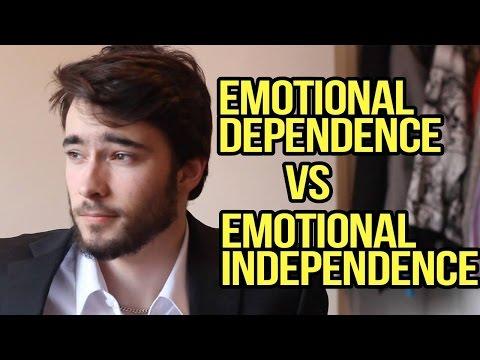 Emotional Dependence VS Emotional Independence