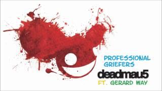 Deadmau5  Professionals Griefers - Deadmau5 feat  Gerard Way  (Full SounD)