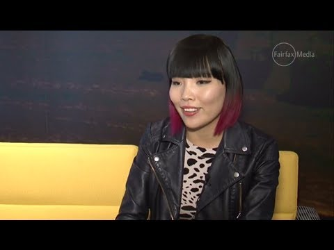 Dami Im on BrisbaneTimes 2014