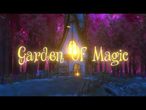 Смотреть клип Psyko Punkz & Zac Aynsley - Garden Of Magic