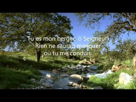 Tu Es Mon Berger - Psaume 22-23 (Louis&Angélique)