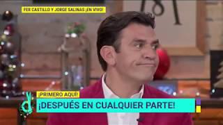 """Fernanda Castillo y Jorge Salinas hablan de """"Mi pequeño gran hombre""""   De Primera Mano"""