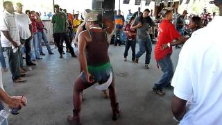 Zydeco dancing after Ville Platte trail ride 2 - August 2011 thumbnail