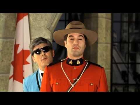 Oppa Harper Style - Air Farce   CBC