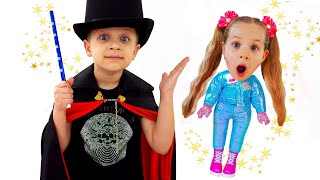 Diana and Roma Pretend Play with Mashups Dolls - Love, Diana Doll