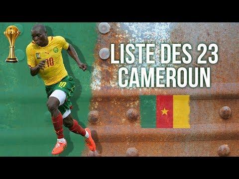 Liste des 23 Joueurs du Cameroun Convoqués par Seedorf pour le Malawi