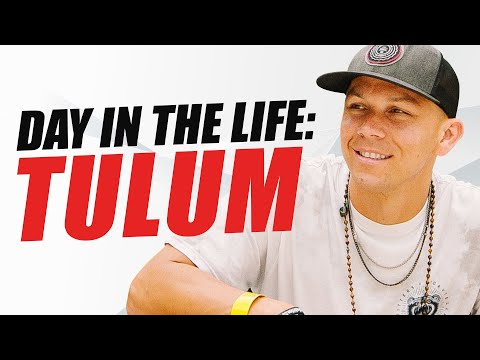 Day in The Life of a True Entrepreneur - Tulum Mexico (Behind the scenes)