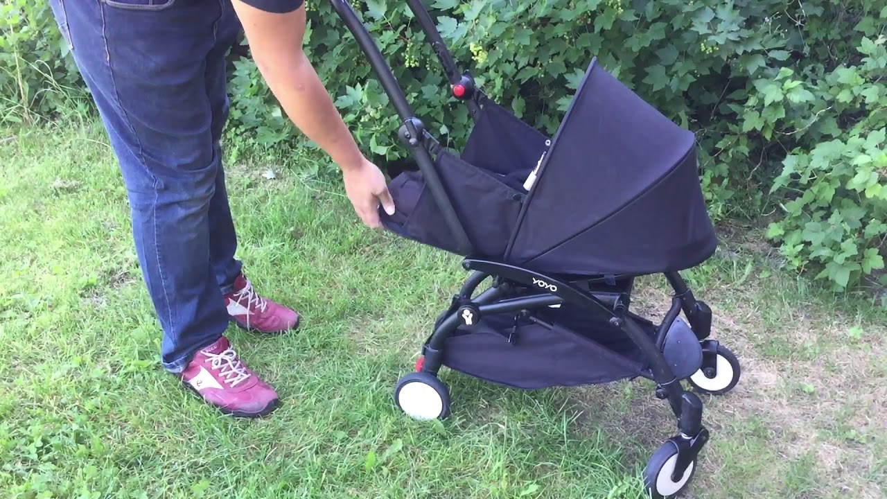 3 Reasons Why The Babyzen Yoyo 0 Is Not Optimal For A Newborn