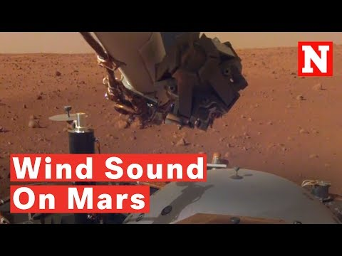 Wind Sound On Mars: NASA's InSight Sends Never Before Heard Audio Back To Earth