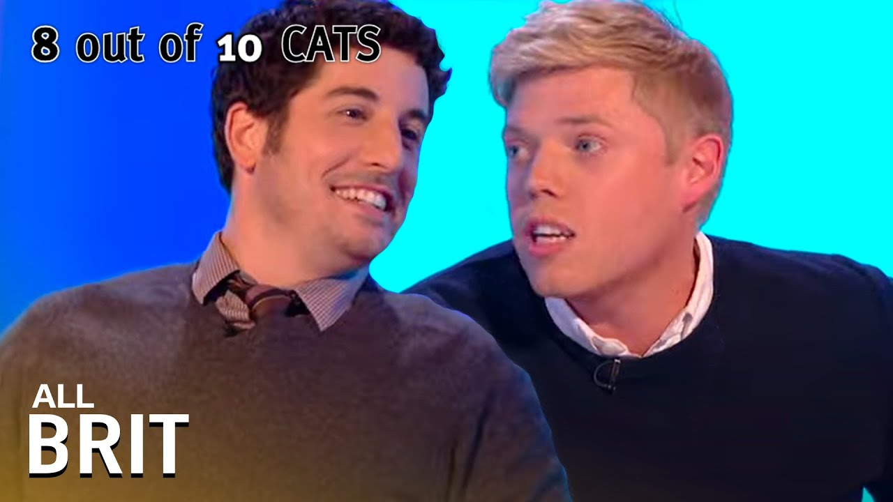 Download 8 Out of 10 Cats with Jason Biggs & Rob Beckett | S14 E02 | British Comedy