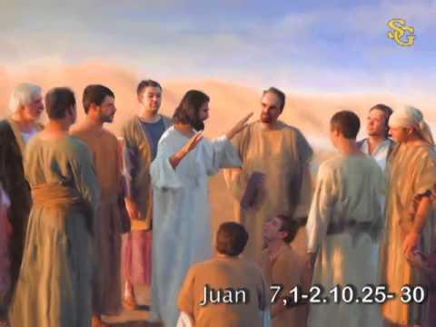 Resultado de imagen para Juan 7,1-2.10