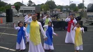 DANZA FESTIVAL MULTICULTURAL ,NORTH CAROLINA,USA