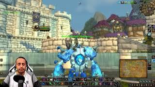 World of Warcraft - Battle of Azeroth Mounts بالعربي