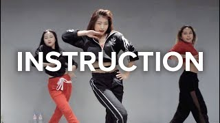 Instruction - Jax Jones ft. Demi Lovato, Stefflon Don / Youjin Kim Choreography