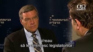 Interviu cu Sebastian Gorka, fostul asistent al presedintelui Donald Trump