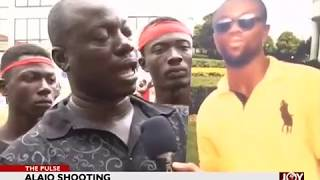 Friends of mechanic shot by client at Alajo demand justice