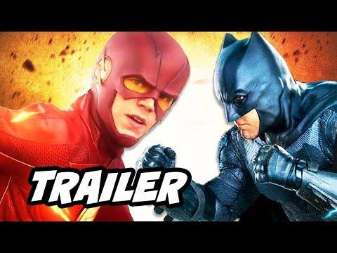 The Flash 4x03 Promo and Batman Scene Confirmed