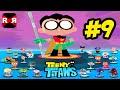 Teeny Titans (by Cartoon Network) - iOS / Android - Walkthrough Gameplay Part 9