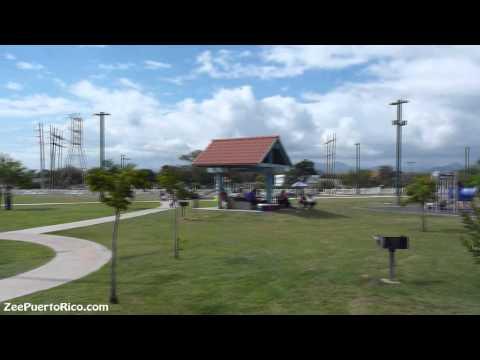 Parque Monagas Ponce