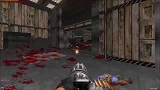Brutal Doom v20b - Joined a Deathmatch game halfway through