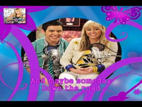 I Wanna Know You (Sing WITH David Archuleta) - Hannah Montana 3