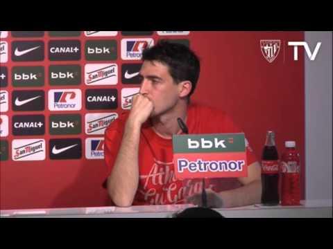 Andoni Iraola (30/04/2015)
