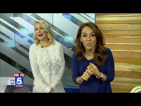 Fox 5 San Diego Morning News: Mother's Day Gift Ideas with Sadie Murray