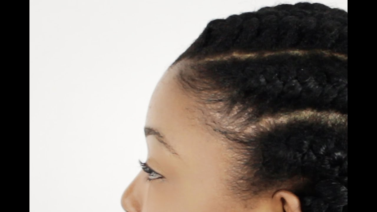 How To Grow Your Edges Back Tips For Growing Thicker Longer Hair - Edges hair