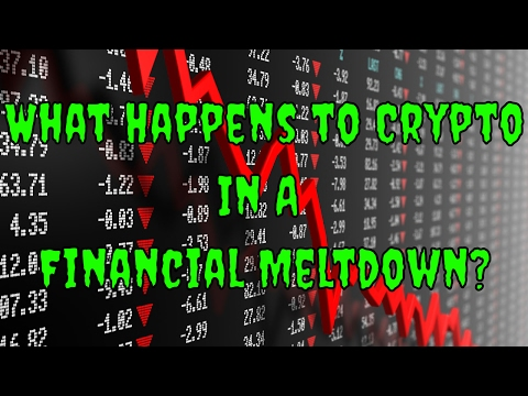 What Happens to Crypto in a Financial Meltdown? | Learn2Prepare & Profit from It |
