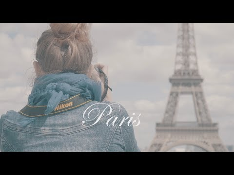 L'air du soir à Paris [short film - sony a6500]