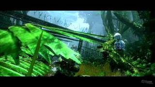 Avatar The Game PlayStation 3 Trailer  2009 Gameplay Trailer