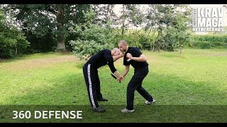 Krav Maga Technique of the Week: 360 Defense, with Heath Leavitt.