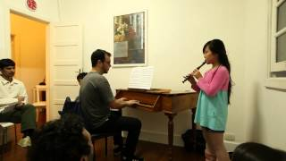 Bourrée in F Major from the Water Music Suite (G.F. Handel)