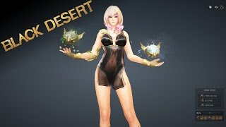 Black Desert : So I tried PvP with my Witch