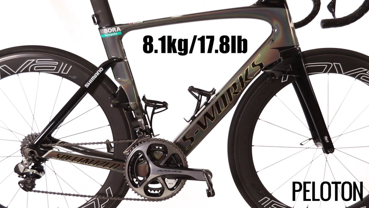 5c1bc189b77 Peter Sagan 's Specialized Bicycles S-Works Venge ViAS 360 Video - YouTube