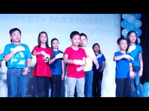 We Are Unity ❤❤❤ Grade 4