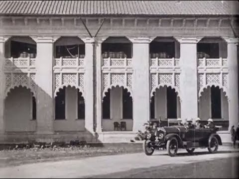Edward Prince of Wales' Tour of India: Bikaner, Lucknow, Benares, Nepal and Great Tiger Shoot (1922)