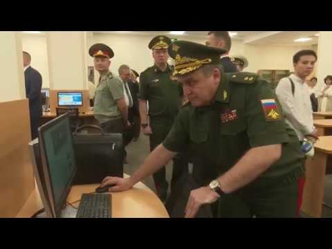 Министр обороны Республики Узбекистан встретил военную делегацию Российской Федерации