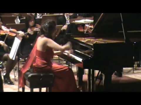 F. Chopin – Concerto per pianoforte e orchestra n.2 op. 21 in fa minore – Allegro vivace
