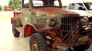 1942 dodge WC-12 or 24