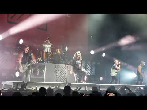 I Prevail - Breaking Down - 11/10/2019 Trenton, NJ, Cure Arena