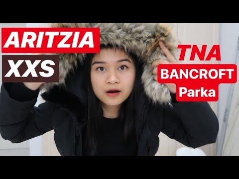 Aritzia Bancroft Parka XXS