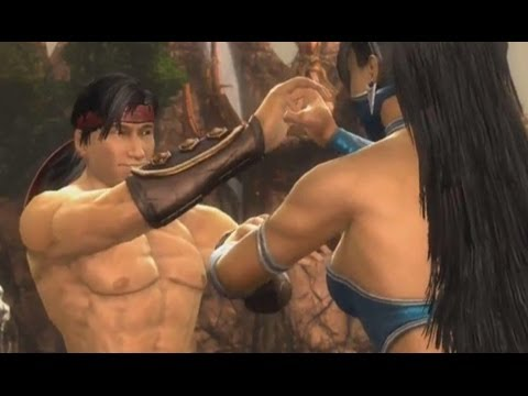 Mortal Kombat - Story Mode - Chapter 5: Liu Kang