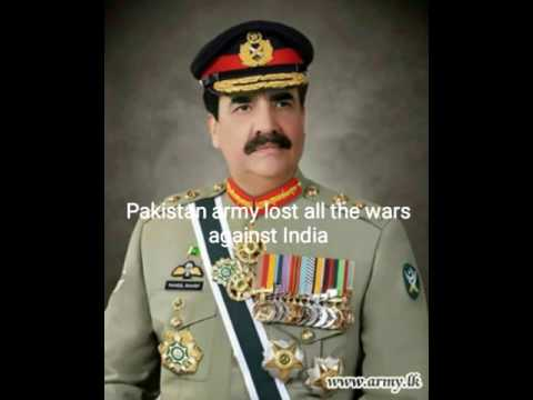 Why Does Pakistan Army General Has So Many Decorations Youtube