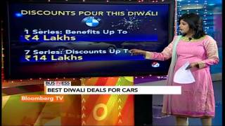 In Business- Best Car Deals This Diwali