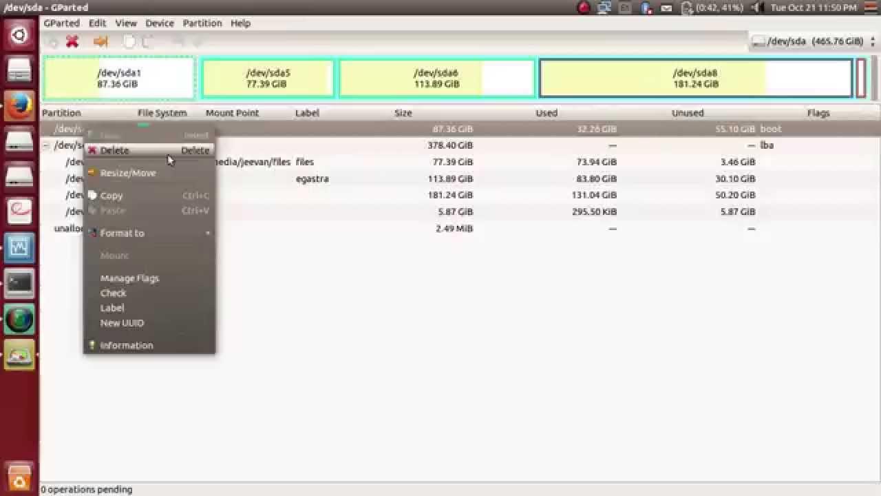 remove windows 7 from ubuntu dual boot